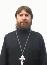 Священник Валерий Мешков
